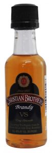 christian brother brandy mini bottle