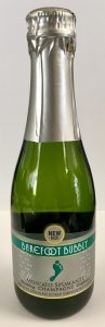 Barefoot Bubbly Moscato Spumante Champagne mini bottle